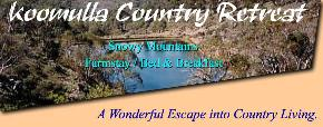 Koomulla Country Retreat - Redcliffe Tourism
