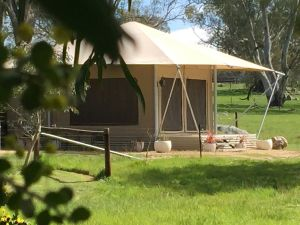 Boongarrie Luxury Tent - Redcliffe Tourism