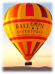 Balloon Adventures Barossa Valley - Redcliffe Tourism