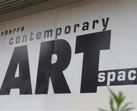 Canberra Contemporary Art Space - Redcliffe Tourism