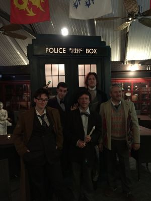 Dr Who Quiz Night - Redcliffe Tourism