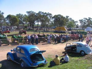 Quirindi Rural Heritage Village - Vintage Machinery and Miniature Railway Rally and Swap Meet - Redcliffe Tourism